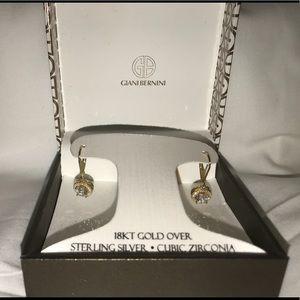 Giani Bernini 18K Gold Earrings